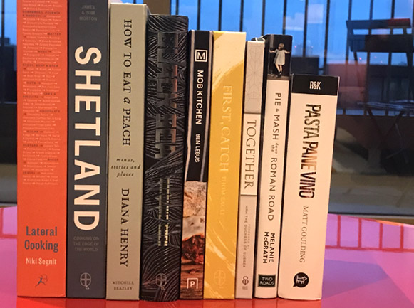 Shortlisted books 2018