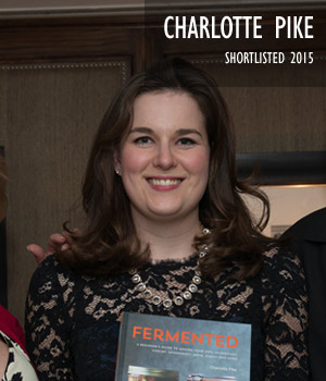 Charlotte Pike - shortlisted 2015