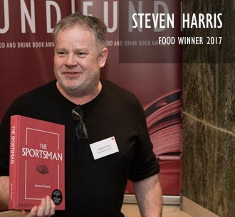 Steven Harris, Food Winner 2017