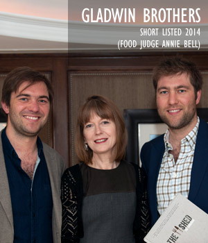 Gladwin Borthers, Short listed 2014